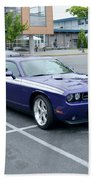 2010 Dodge Challenger Rt Lyster Bath Towel