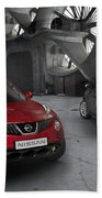 2011 Nissan Juke 4 Bath Towel