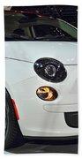 2015 Fiat 500 Ribelle Bath Towel