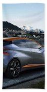 2015 Nissan Sway Concept 3  1 Hand Towel