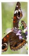 2065 - Butterfly Bath Towel