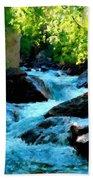 Natural Landscape Bath Towel