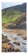 Landmannalaugar - Iceland Bath Towel