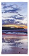 Daybreak Seascape Bath Towel
