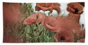 Poppy Meadow Hand Towel
