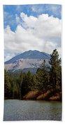 Mt. Lassen National Park Bath Towel