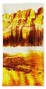 Landscape Bath Towel