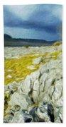 Nature Art Landscape Bath Towel