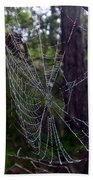 Australia - Uniquely Yours Spider Web Bath Towel