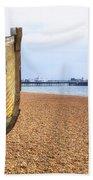 Brighton Pier Bath Towel