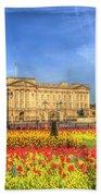Buckingham Palace London Bath Towel