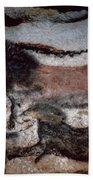 Cave Art Bath Towel