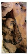 Cave Art: Horse Bath Towel