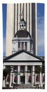 Florida State Capitol Building Bath Towel