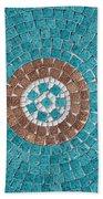 Hans Mosaic Bath Towel