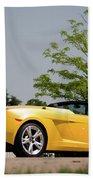 Lamborghini Hand Towel