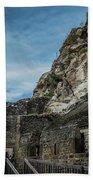 Le Mont Saint Michel Bath Towel