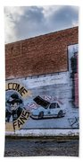 Mural - Downtown Bristol Tennessee/virginia Bath Towel