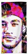 Neymar Bath Towel