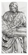 Pieta Bath Towel