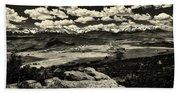 Pleasant Valley Colorado Bath Towel