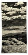 Pleasant Valley Colorado Bath Towel