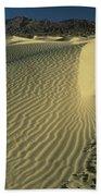 Sand Dunes Bath Towel