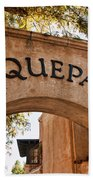 Sedona Tlaquepaque Shopping Center Bath Towel