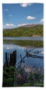 South Skookum Lake Bath Towel