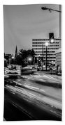 Streets Of Washington Dc Usa Bath Towel