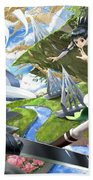 Sword Art Online Bath Towel
