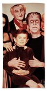 The Munsters Bath Towel
