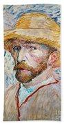 Vincent Van Gogh (1853-1890) Bath Towel