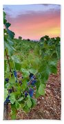 Vineyards Bath Towel