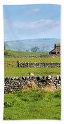 Yorkshire Dales - England Bath Towel