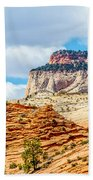 Zion Canyon National Park Utah Bath Towel