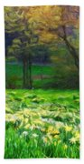 Nature Landscape Pictures Bath Towel