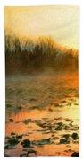 Nature Landscape Pictures Bath Towel