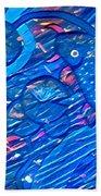 Koi Fish Bath Towel