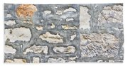 Stone Wall Bath Towel