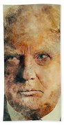 Donald Trump Hand Towel
