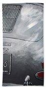 356 Porsche Rear Bath Towel