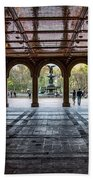 Bethesda Terrace Bath Towel