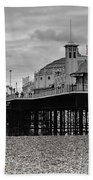 Brighton Pier Bath Towel