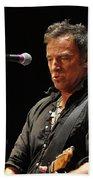 Bruce Springsteen Bath Towel