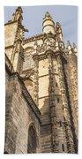 Cathedral Of Seville - Seville Spain Bath Towel