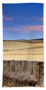 Cereal Fields Bath Towel