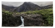 Fairy Pools - Isle Of Skye Bath Towel