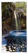 Falling Creek Falls Bath Towel