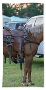 Horse Bath Towel